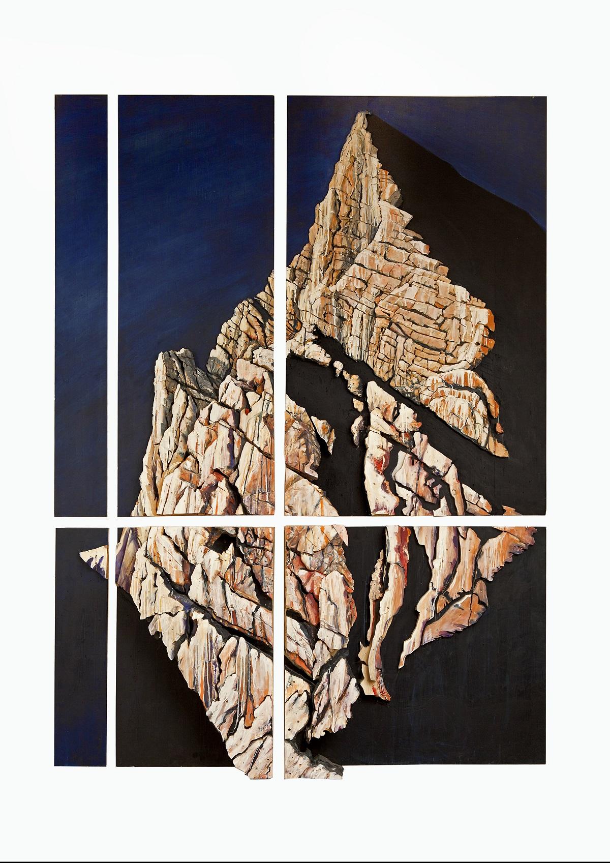 "#154 Lois Wagner (1959) ""Planspitze"" Image"