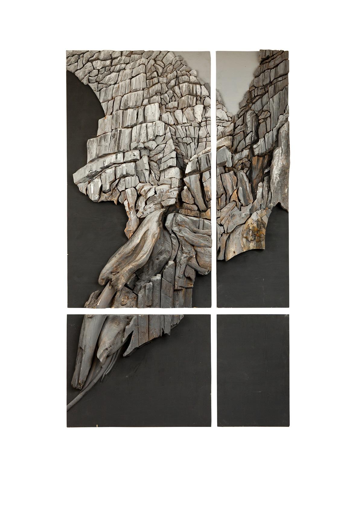 """#155 Lois Wagner (1959) """"Die Knochen der Erde"""" Image"""