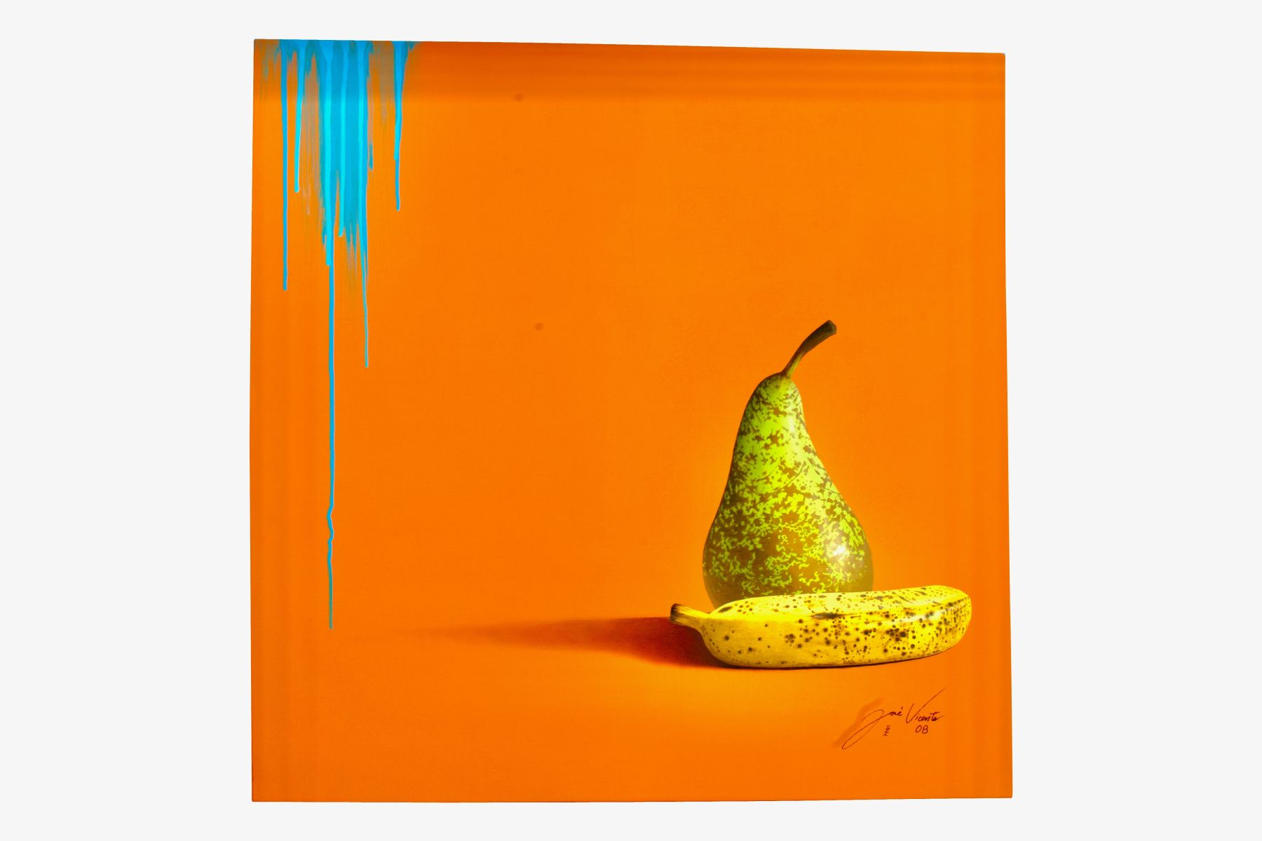 "#35 Jose Vicente (1977)""Fruits"" 