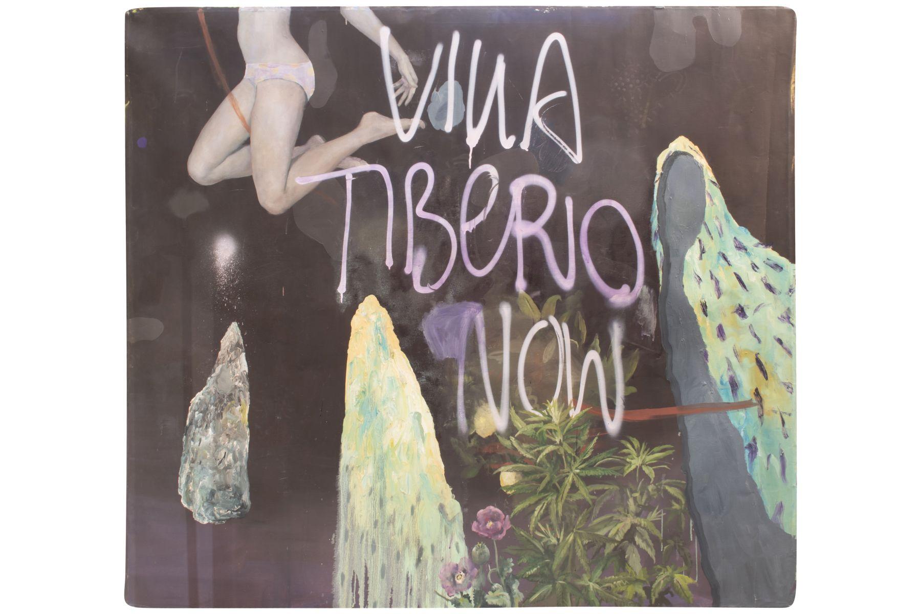 "#70 Philip Müller (1988) ""Viva Tibero now"" 2016 | Philip Müller (1988) ""Viva Tibero now"" 2016 Image"