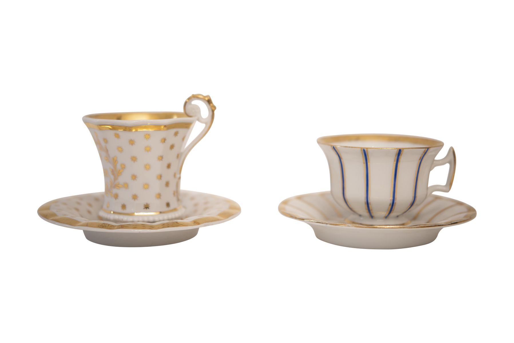 #170 Porcelain collection cups | Sammeltassen, Porzellan Image