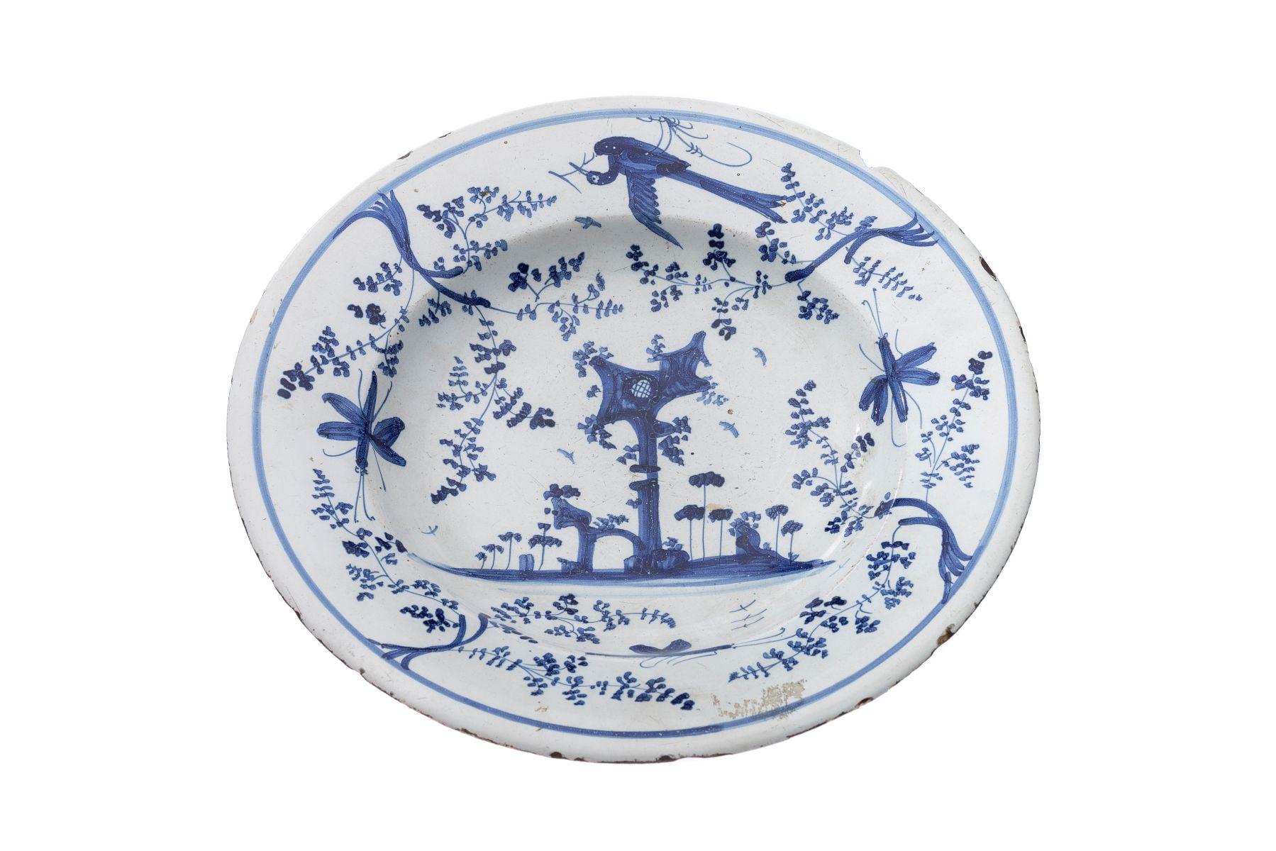 #202 Sawankhalok plate | Sawankhalok Teller Image