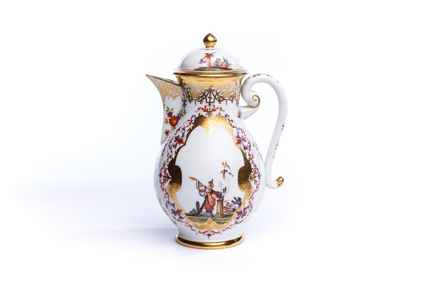 #97 Small jug, Meissen 20th century | Kleine Kanne, Meissen 20. Jahrhundert Image
