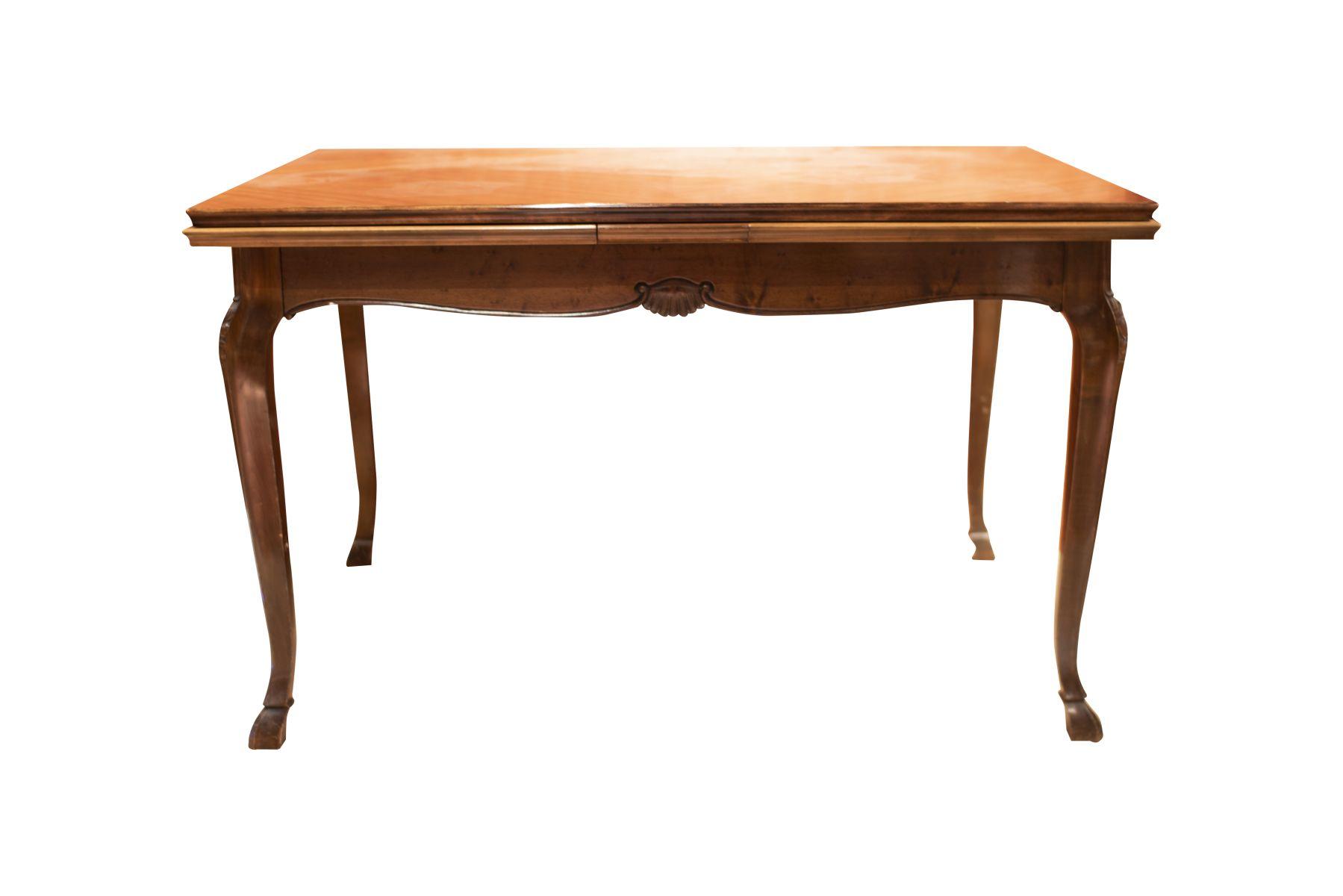 #12 Dining Table with Extendable Top | Esstisch mit ausziehbarer Platte Image