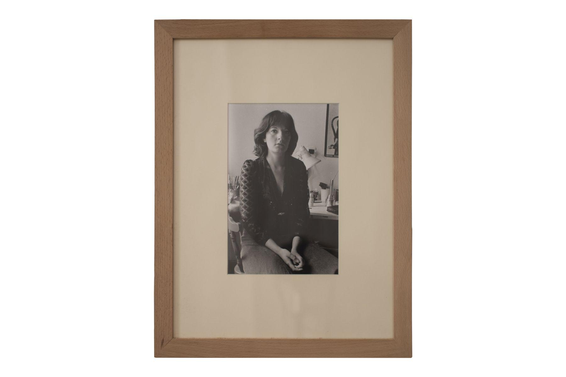 #150 Milan Jozic, Portrait of Marina Abramovic, Photo | Milan Jozic, Porträt von Marina Abramovic, Foto Image