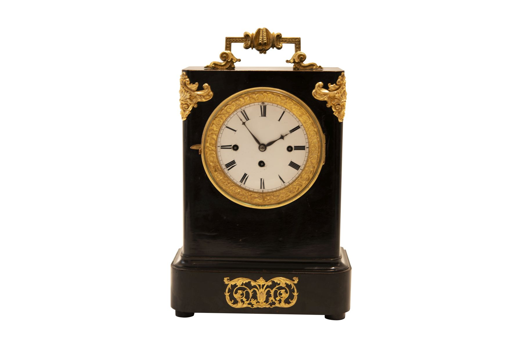 #166 Table Clock | Tischuhr Image