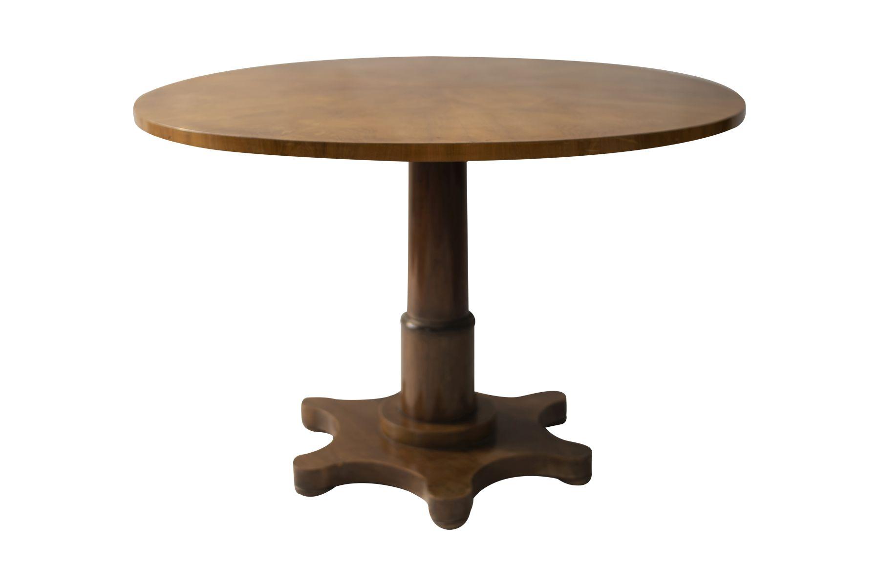 #24 Round Dining Table   Runder Esstisch Image