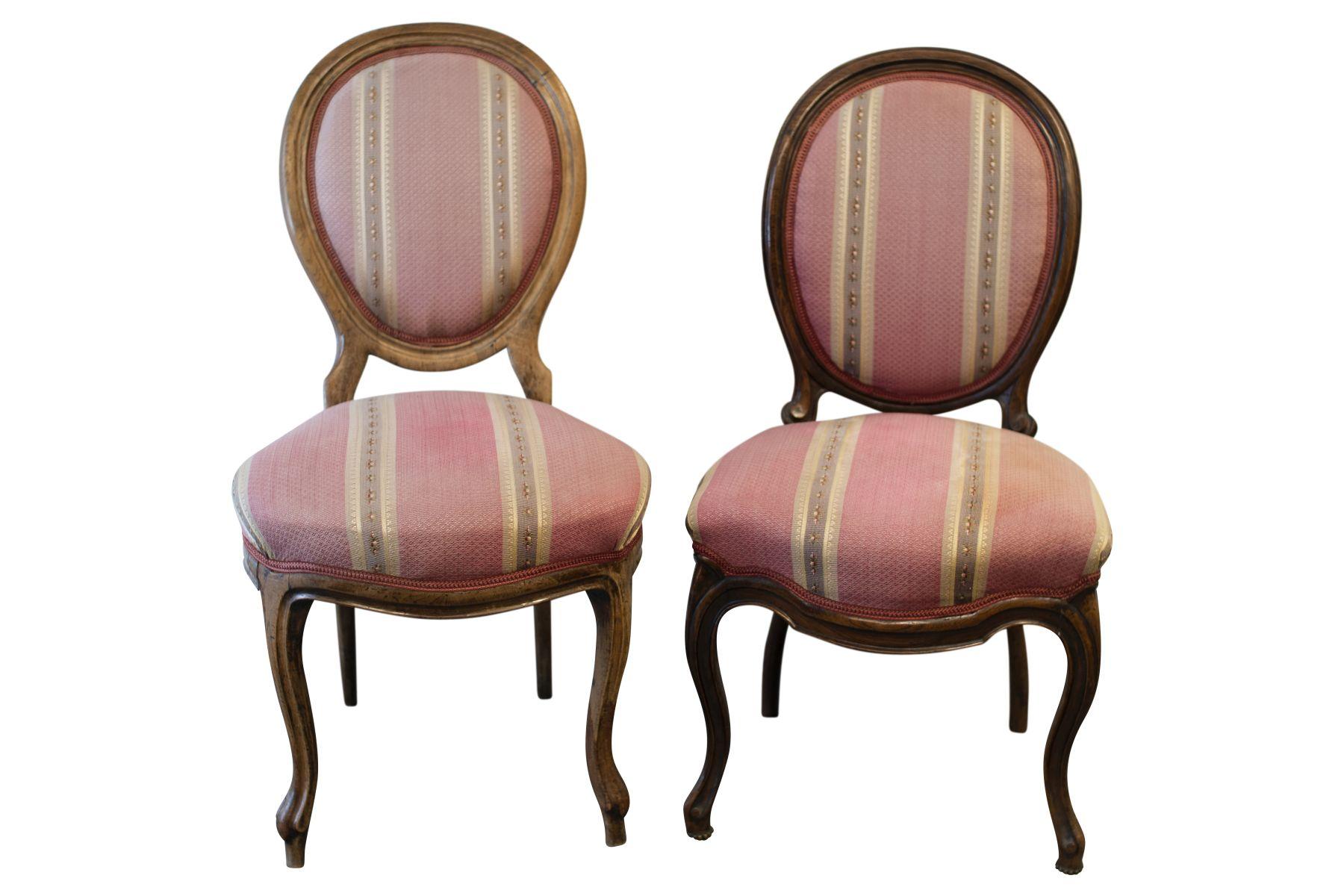 #35 Biedermeier Salon Chairs   Salonstühle Biedermeier Image