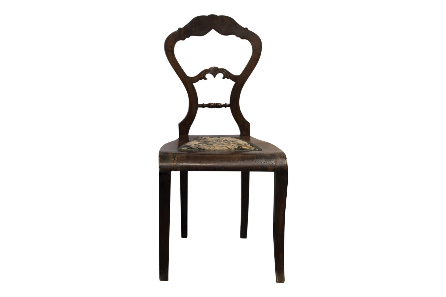 #36 Decorative French Chair | Dekorativer französischer Stuhl Image