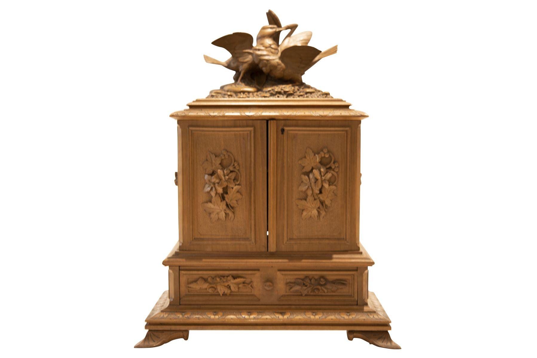 #45 Small Cabinet (Miniature Furniture)   Kleines Schränkchen (Miniaturmöbel) Image