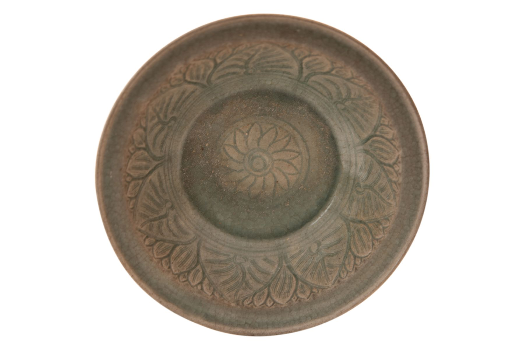 #82 Sawankhalok Bowl, 17th C. | Sawankhalok Schale, 17. Jh. Image