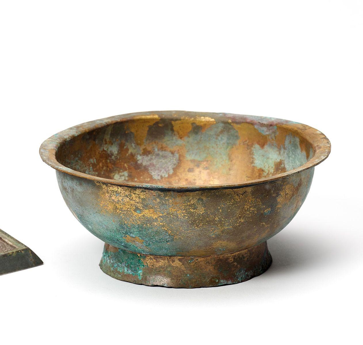#83 1 Bronze Objects   1 Bronzeobjekt Image