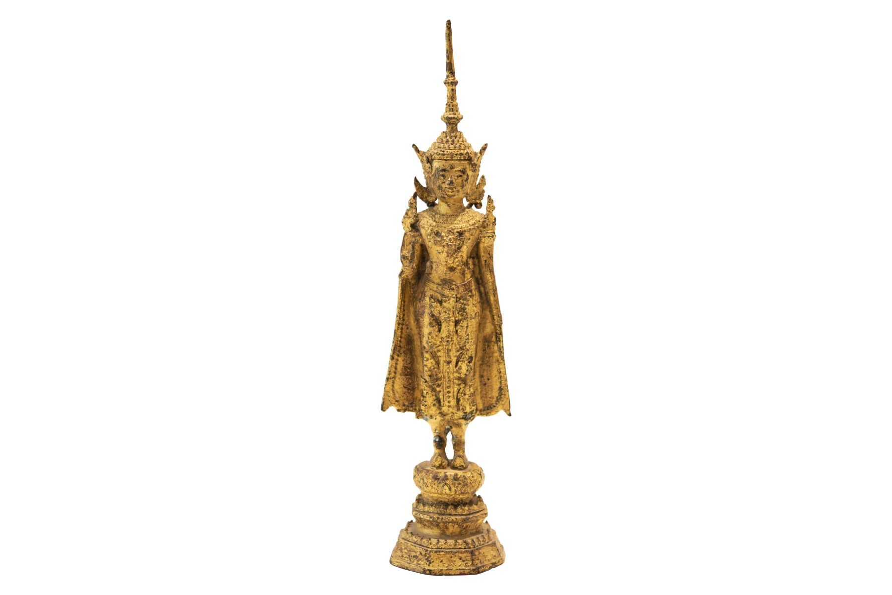 #91 Figure of God Burma | Götterfigur Burma Image