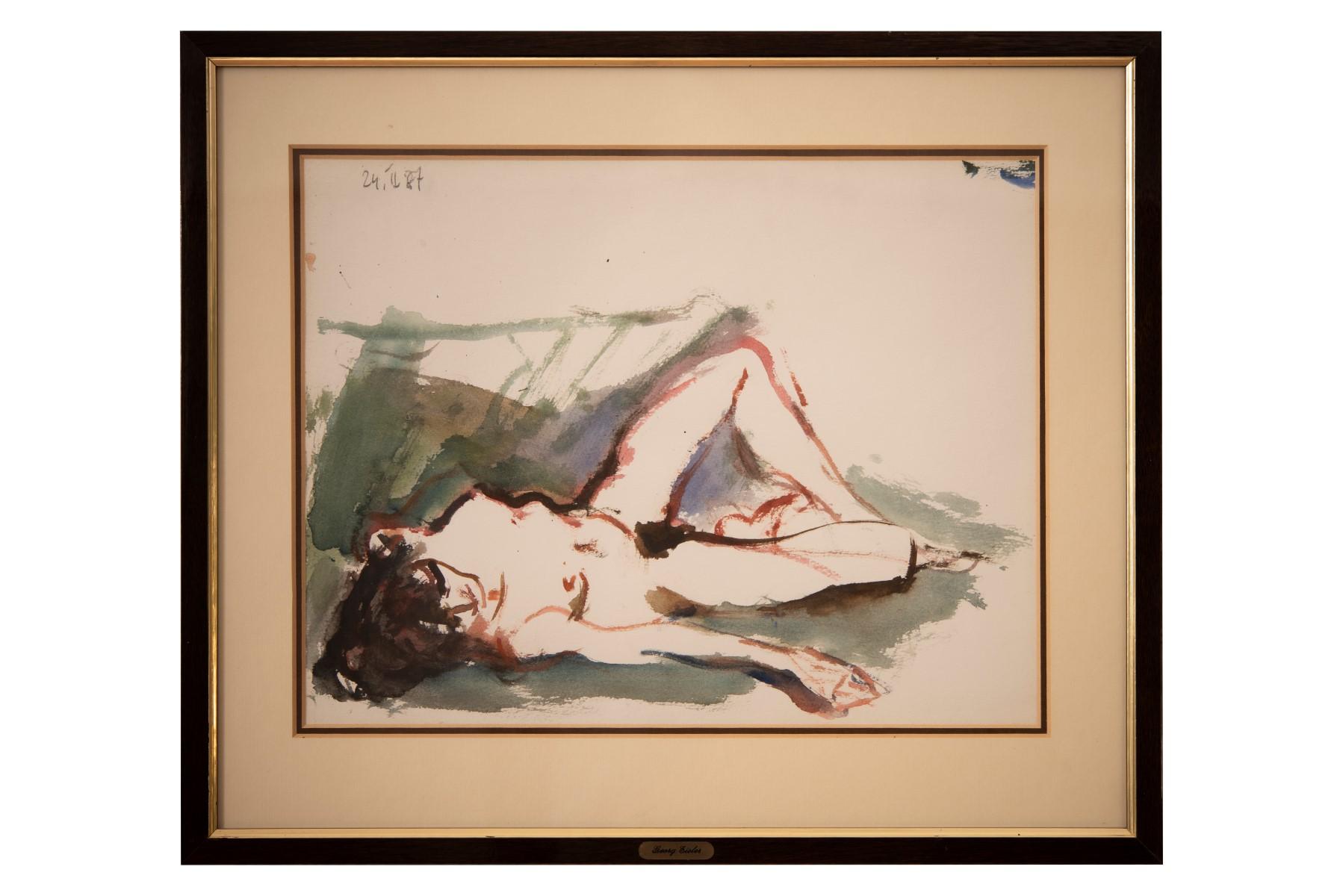 #101 Artist of the 20th Century, Female Nude   Künstler des 20. Jahrhundert, Weiblicher Akt Image