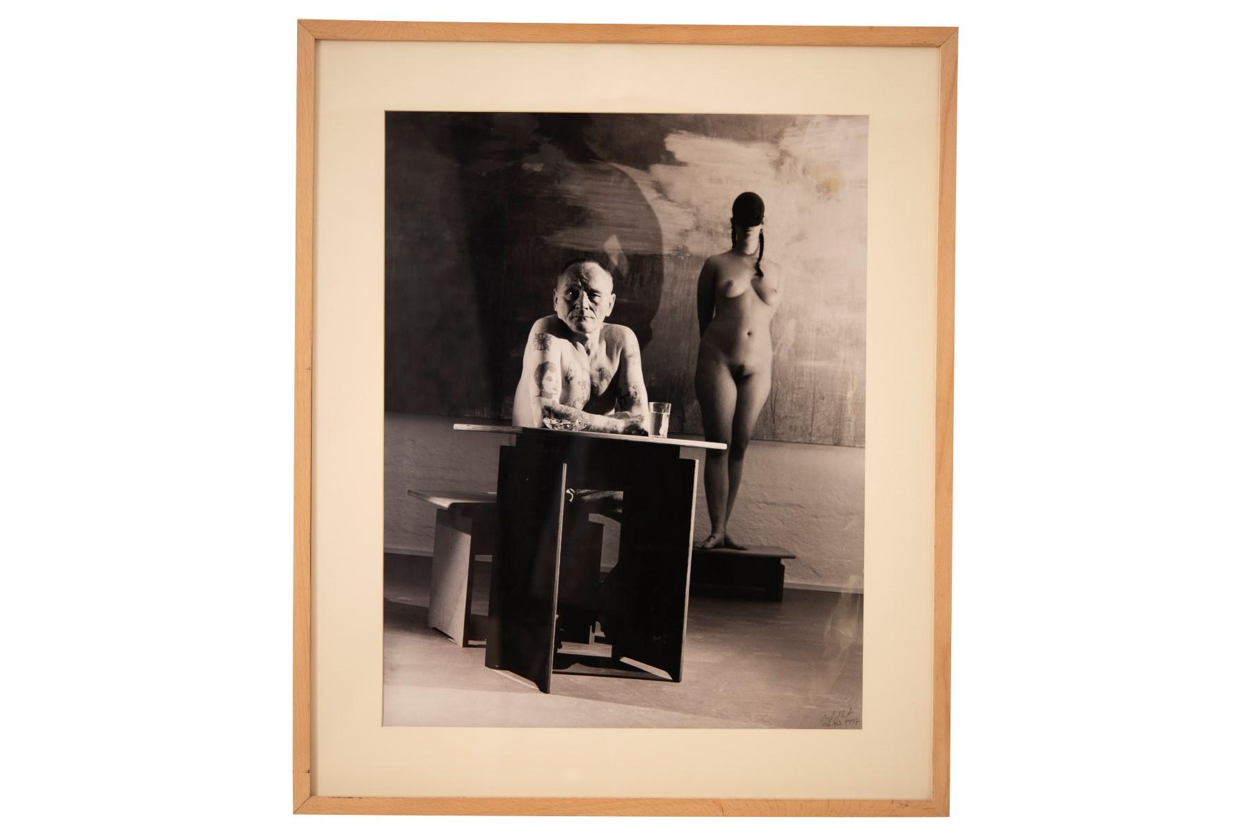 #106 Marcel Houf* (1951), Chaos, Vienna 1997 | Marcel Houf* (1951), Chaos, Wien 1997 Image