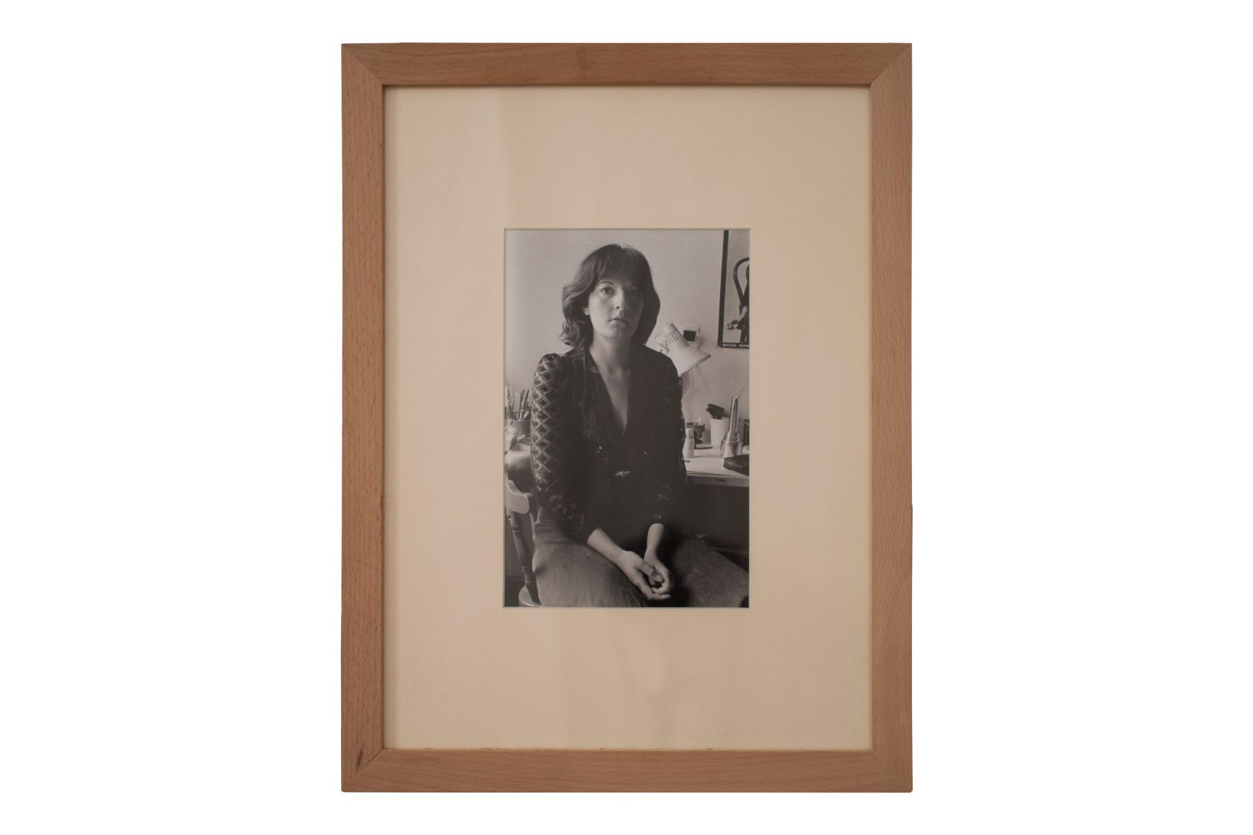 #110 Milan Jozic, Portrait of Marina Abramovic, Photo | Milan Jozic, Porträt von Marina Abramovic, Foto Image