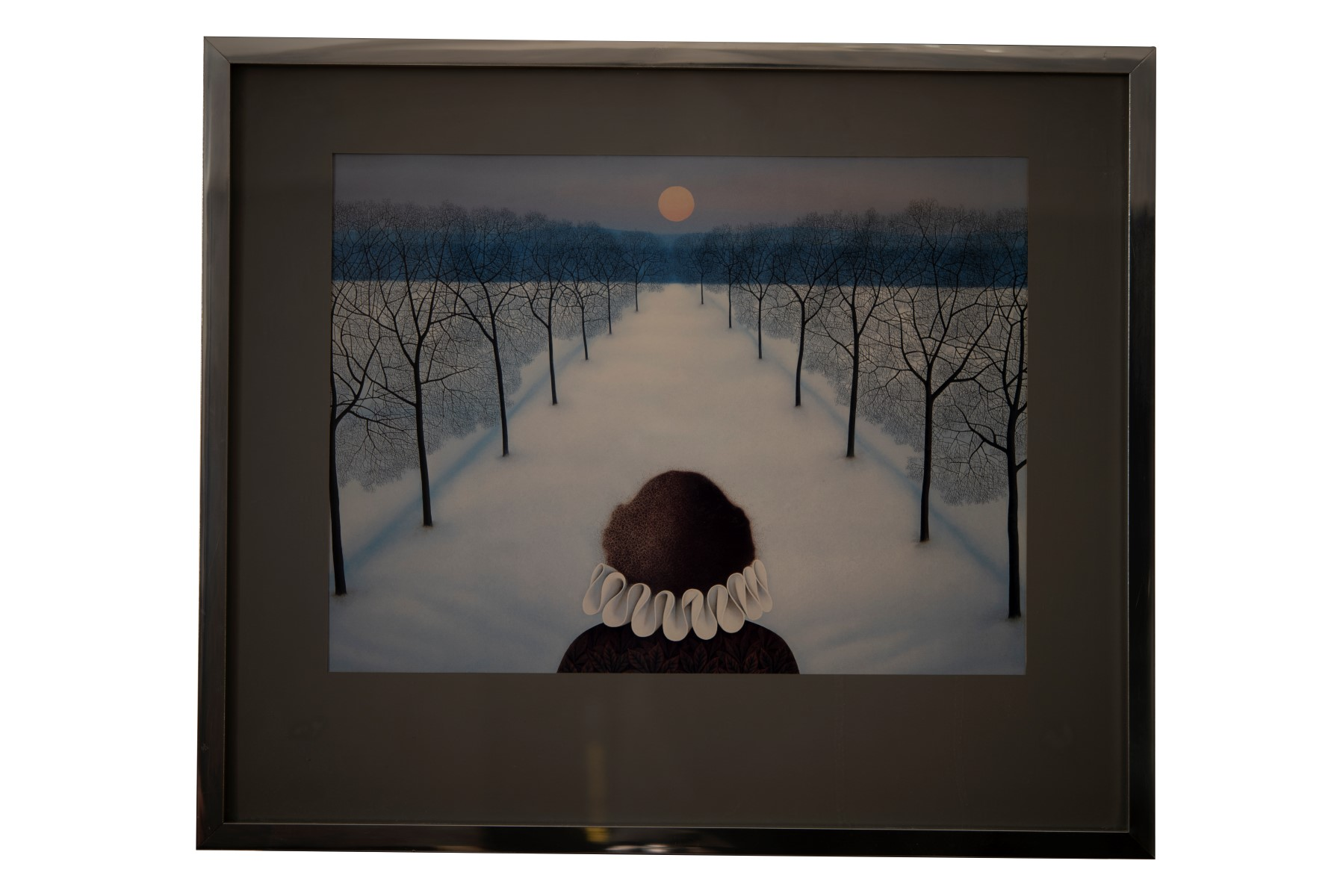 #119 Josef Bramer* (1948), View into the Distance   Josef Bramer* (1948), Blick in die Ferne Image