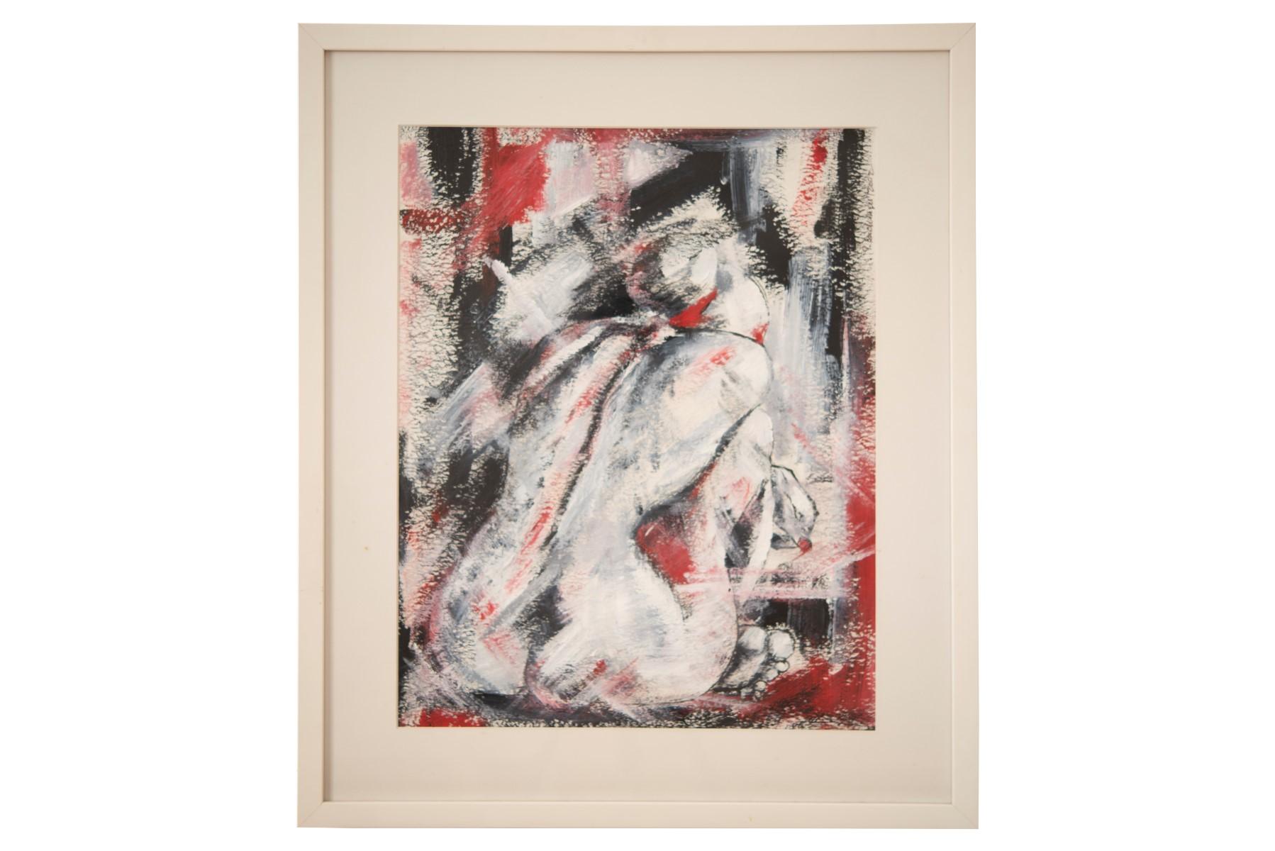 #130 Pauline Buchinger, Nude 2002 | Pauline Buchinger, Aktbild 2002 Image