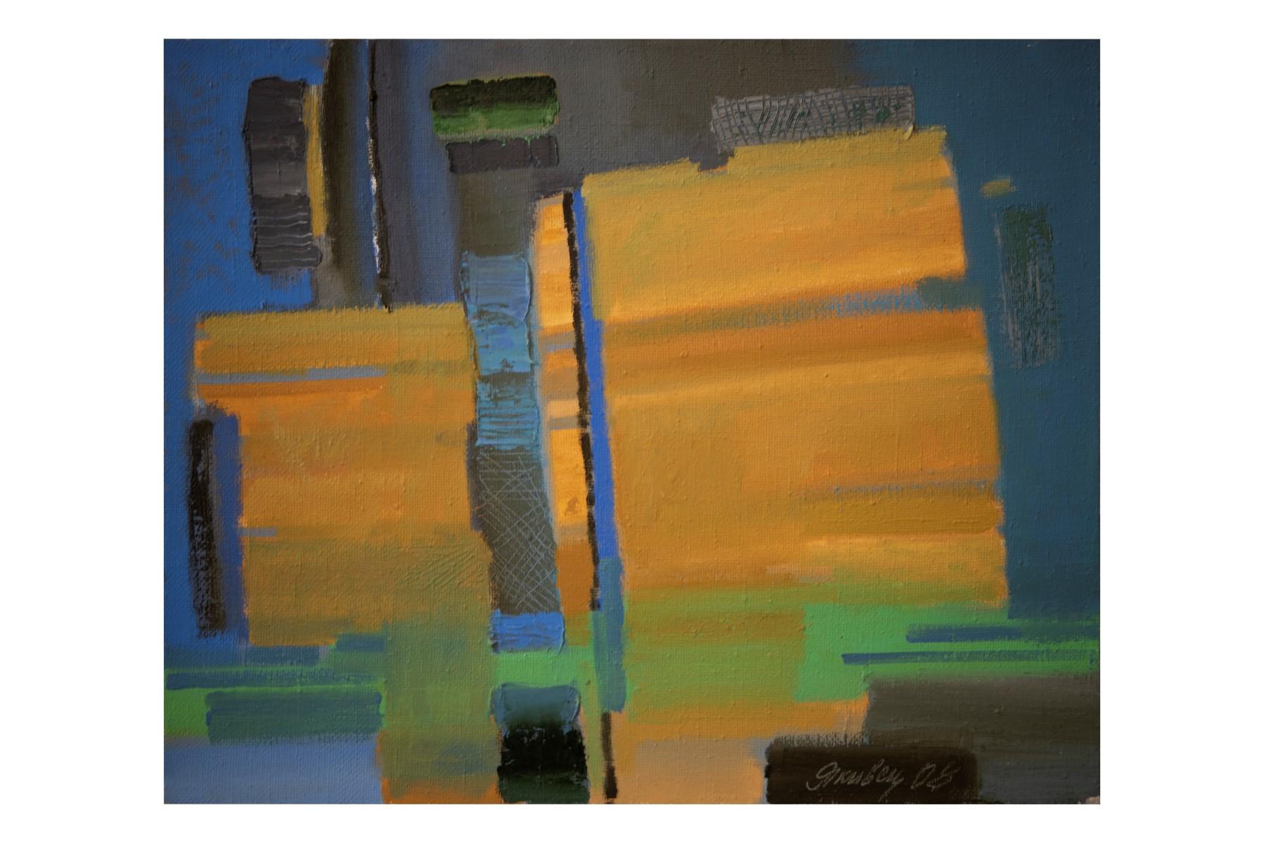 #153 Valery Yakivets, Fish Lake, 2008 | Valery Yakivets, Fish Lake, 2008 Image