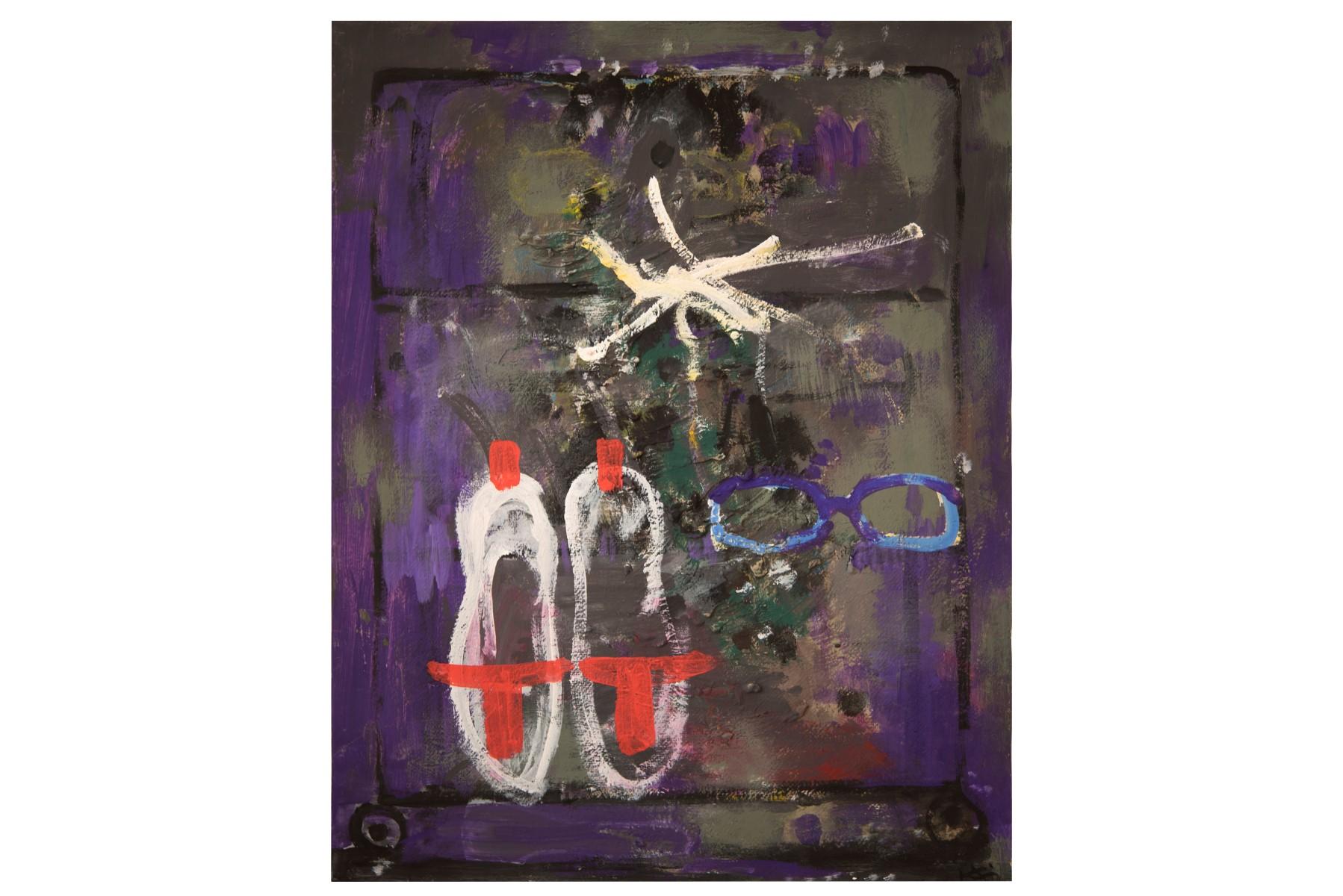 #169 Victor Chernilesvky (1958), Ballet Shoes 2007 | Victor Chernilesvky (1958), Ballet Shoes 2007 Image