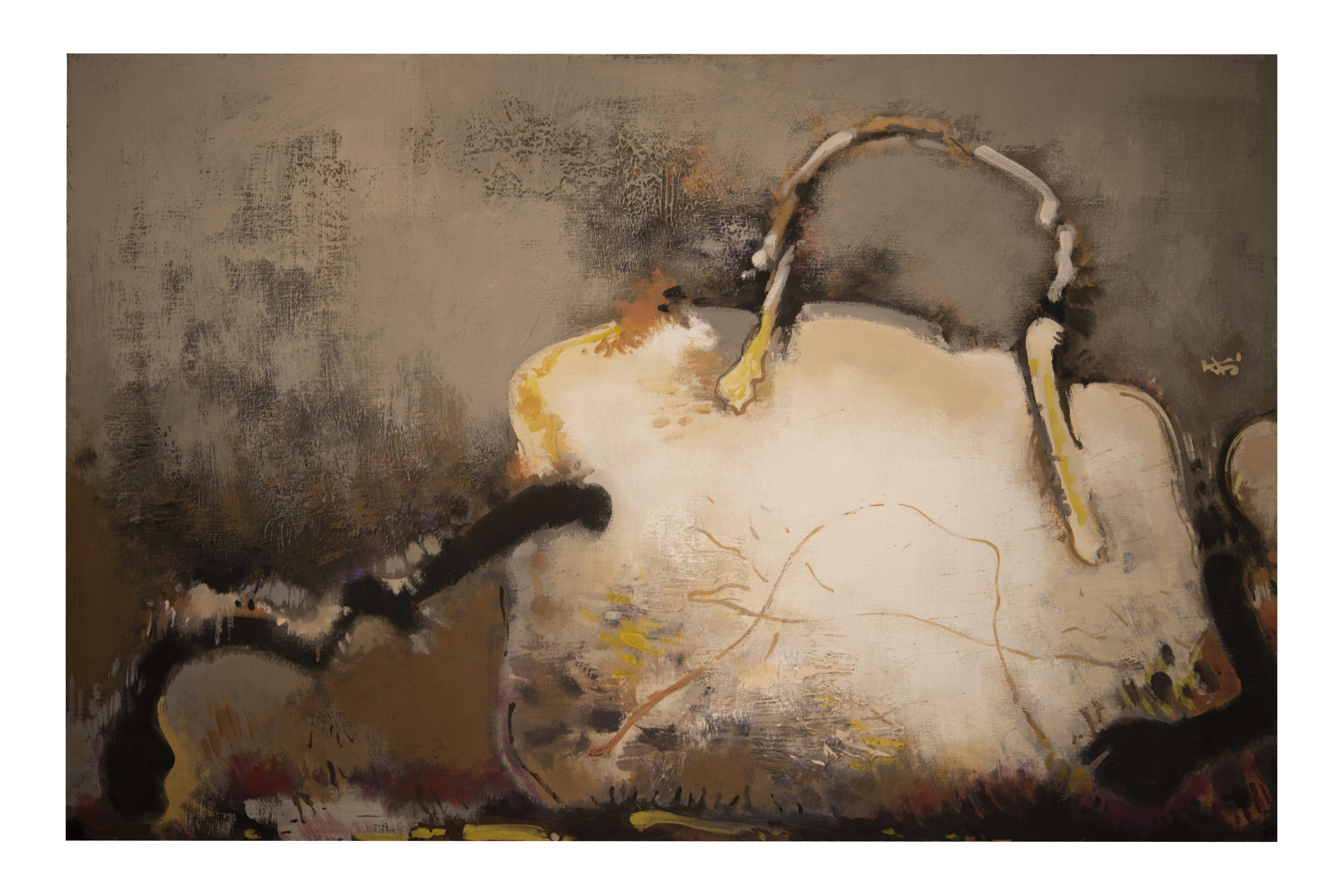 #172 Victor Chernilesvky (1958), Bag and Armchair | Victor Chernilesvky (1958), Bag and Armchair Image