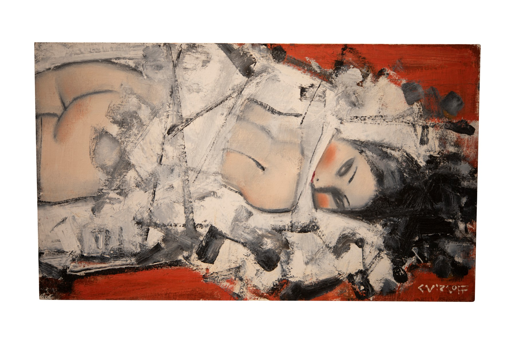 #176 Andrai Smirnoff (1960), Italien Noon   Andrai Smirnoff (1960), Italien Noon Image