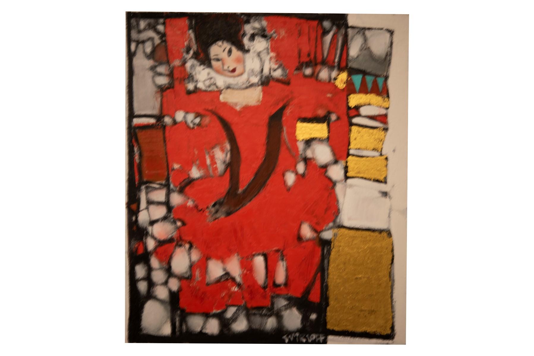 #180 Andrai Smirnoff (1960), Ruby | Andrai Smirnoff (1960), Ruby Image