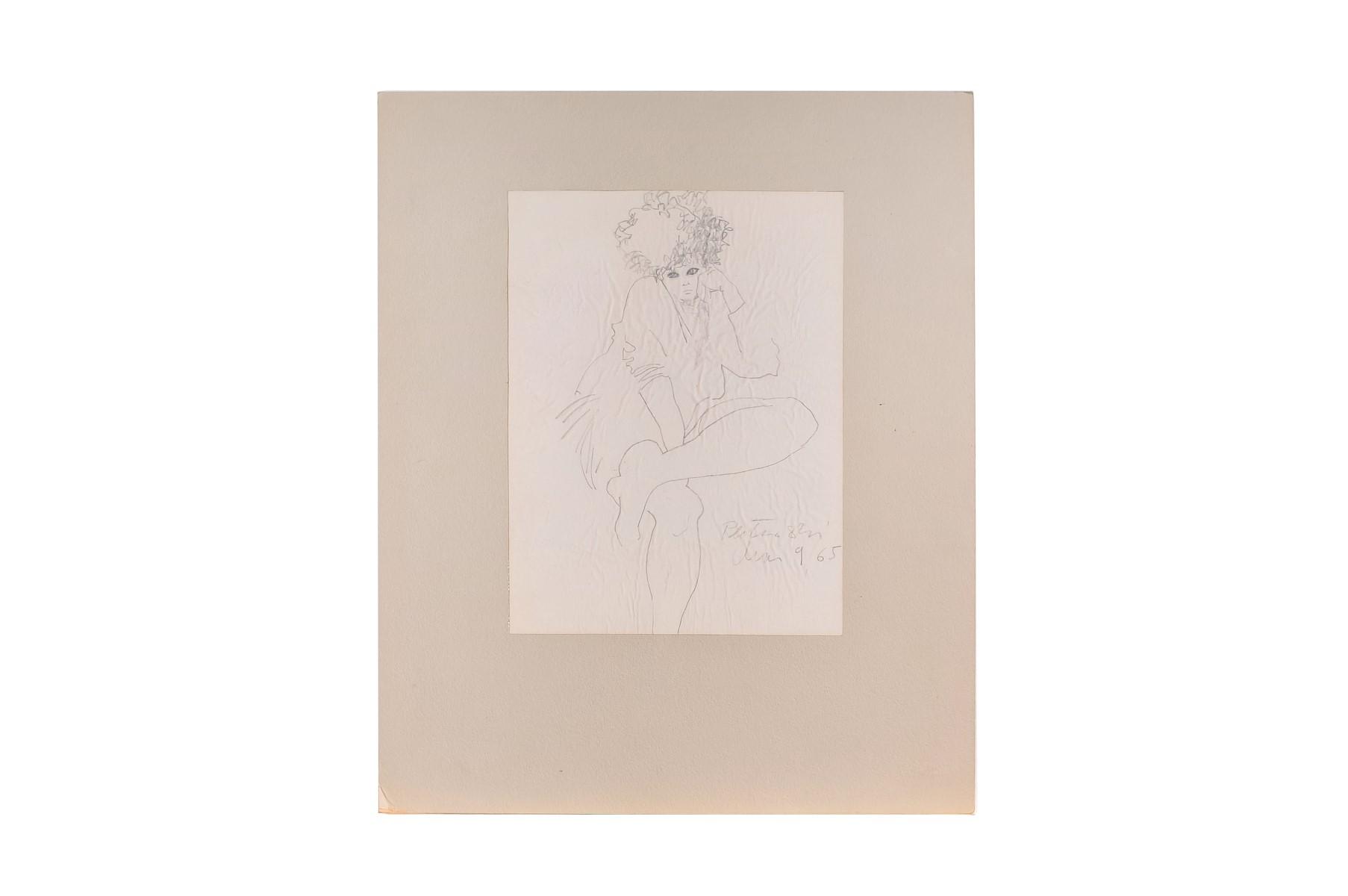 #24 Roland Pleterski* (1920 - 2000), Female Figure   Roland Pleterski* (1920 – 2000), Weibliche Figur Image