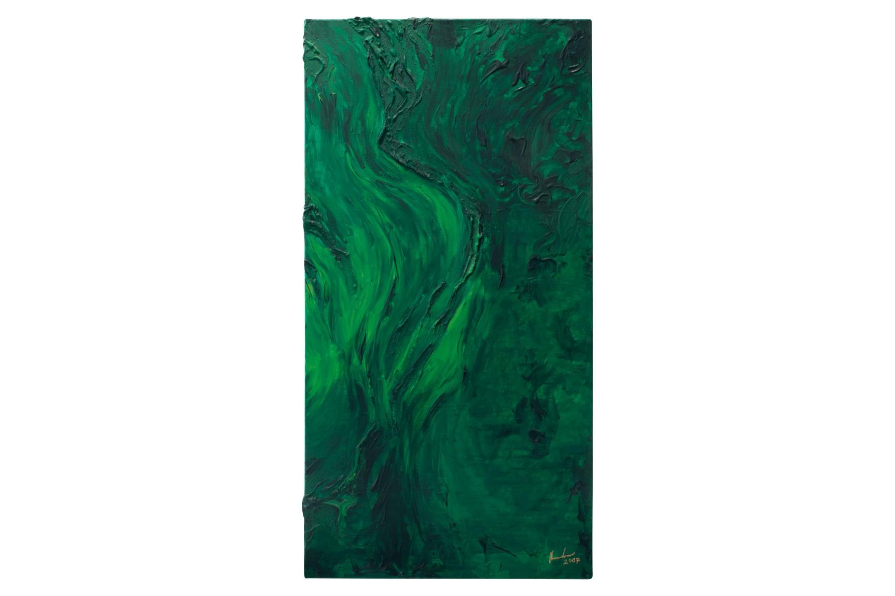 #31 Alex Werba (1970), Green Canyon, 2007 | Alex Werba (1970), Grüne Schlucht, 2007 Image