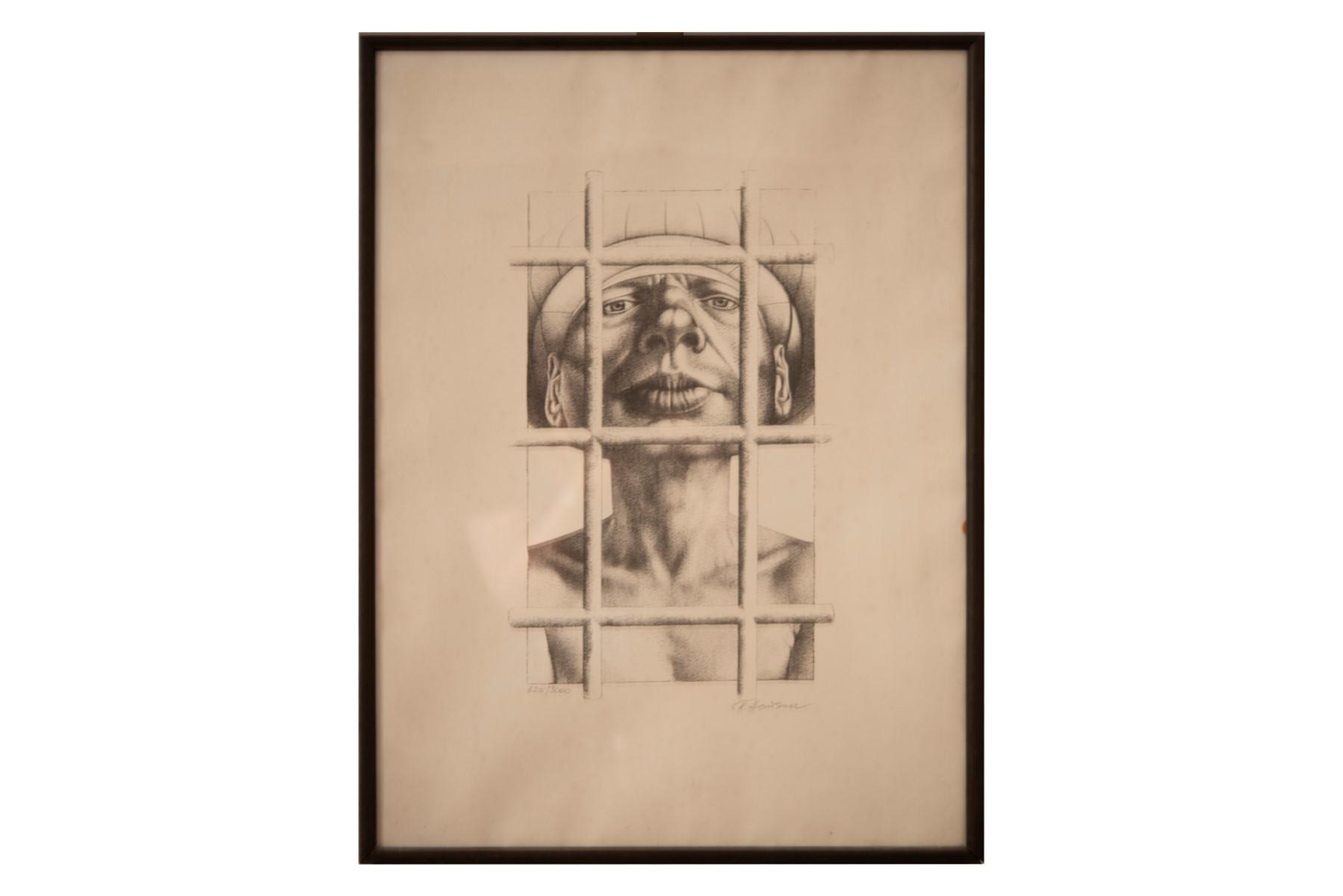 #98 Rudolf Hausner* (1914-1995), Adam   Rudolf Hausner* (1914-1995), Adam Image