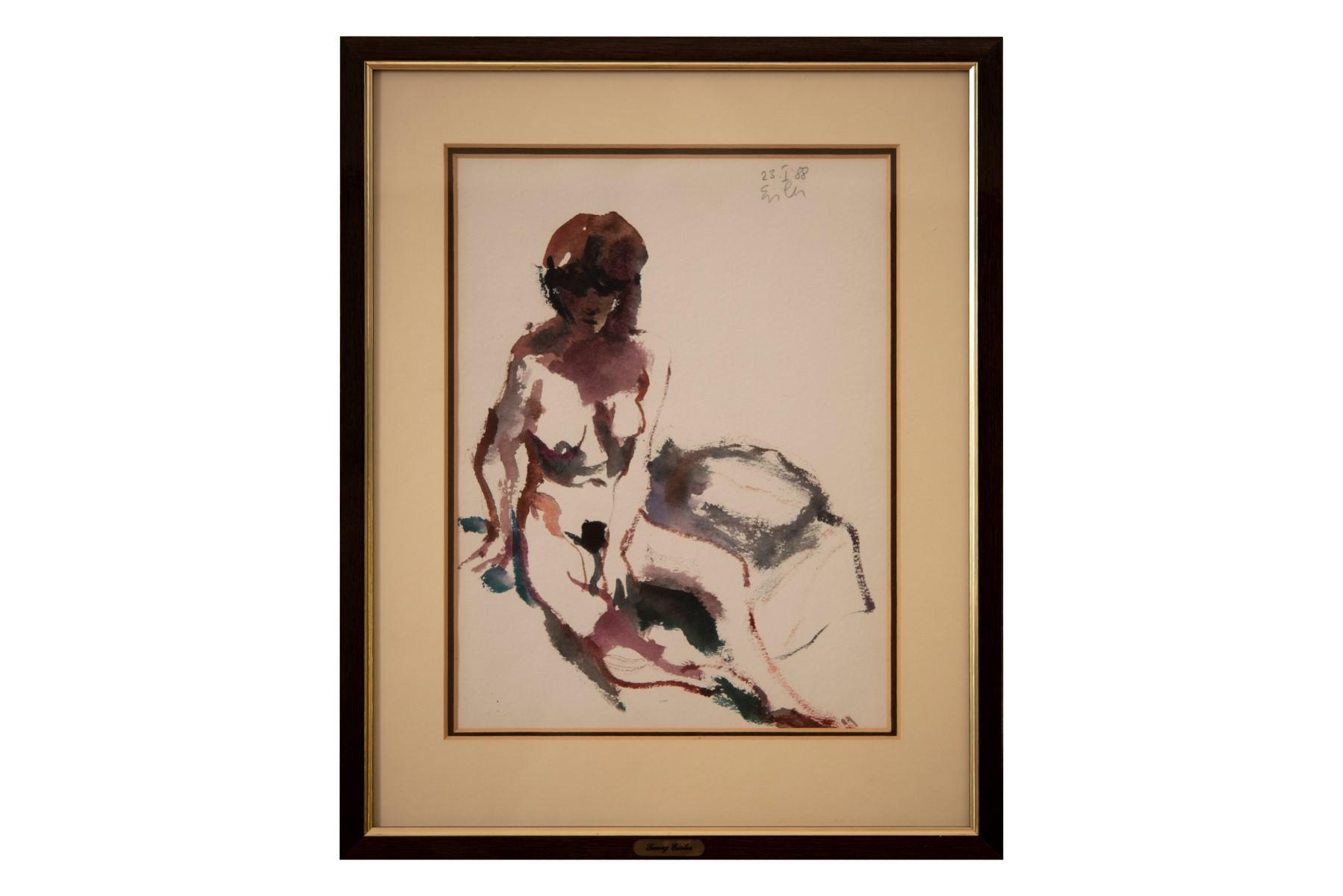 #99 Artist of the 20th Century, Female Nude | Künstler des 20. Jahrhundert, Weiblicher Akt Image