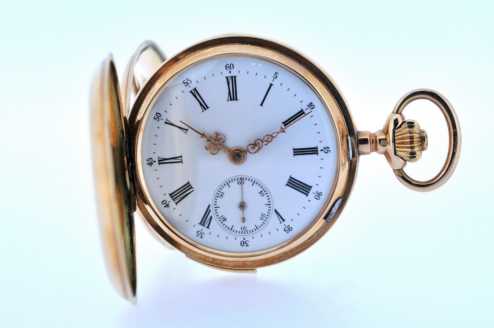 #26 Quarter Hours Repeating Watch | Viertelstundenrepetierer Image
