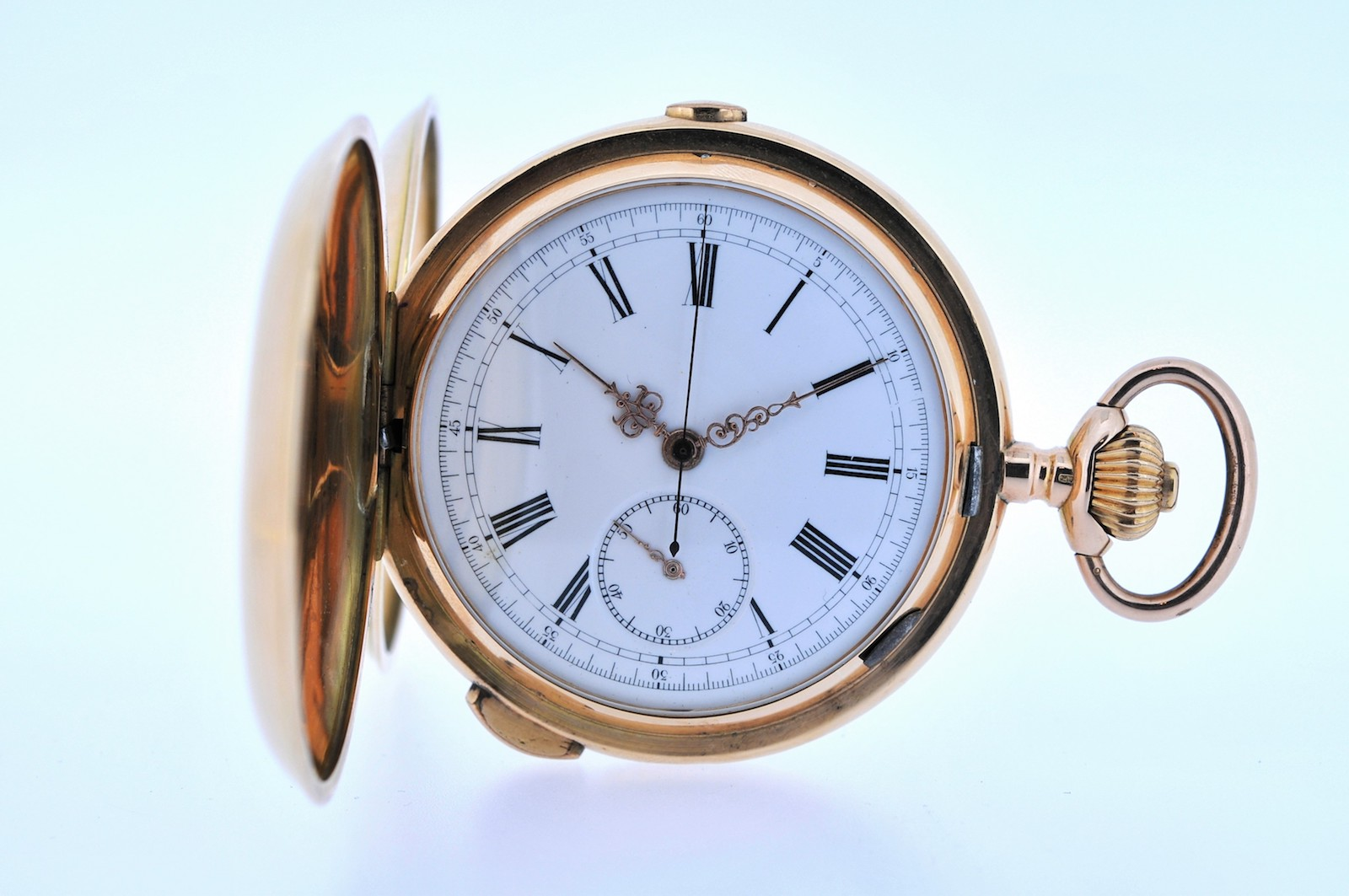 #30 Quarter Hours Repeating Watch | Viertelstundenrepetierer Image