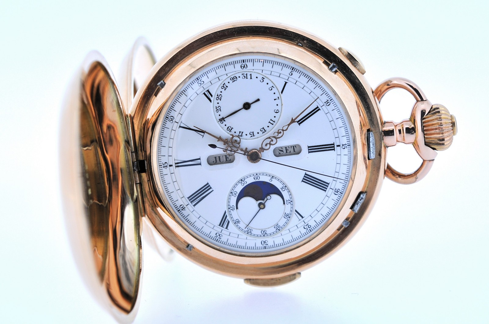 #27 Minute Repeating Watch | Minutenrepetierer Image